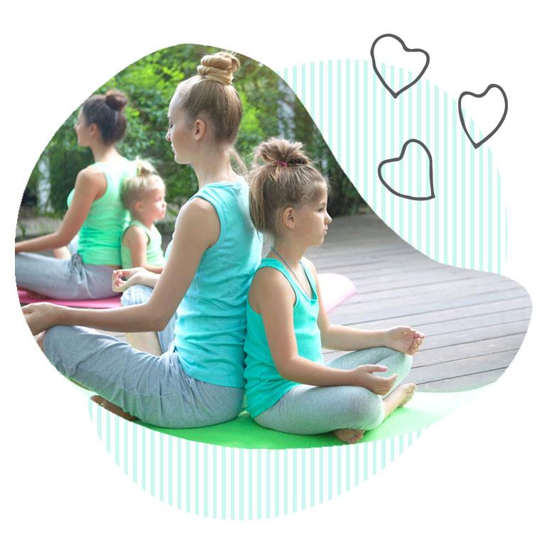 Eltern und Kind Yoga Lippstadt