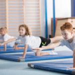 Kinder machen Yoga in Lippstadt